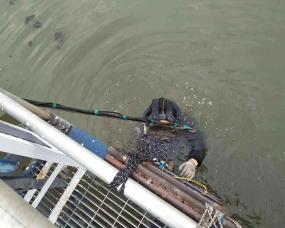 湖州丰诚纺织污水池封堵