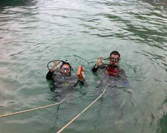 江西水下打捞公司