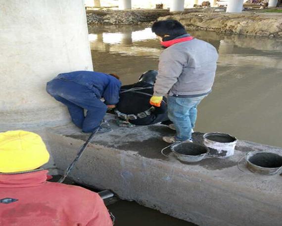 上海水下作业