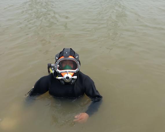 江西潜水作业