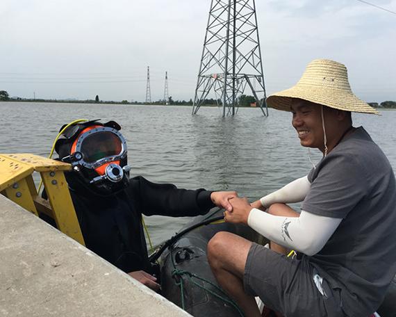 上海水下作业工程