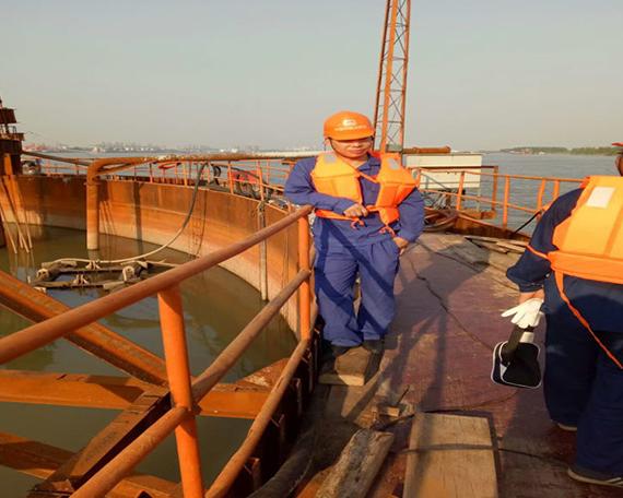 上海潜水作业工程