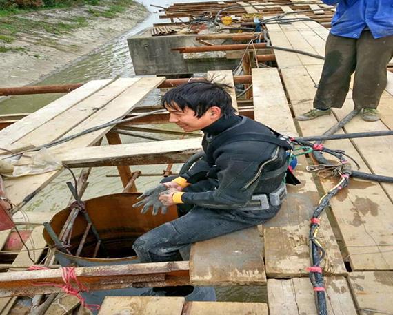 上海水下切割工程