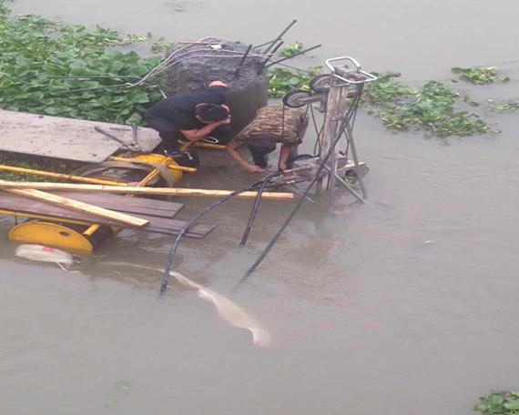 上海水下切割工程作业