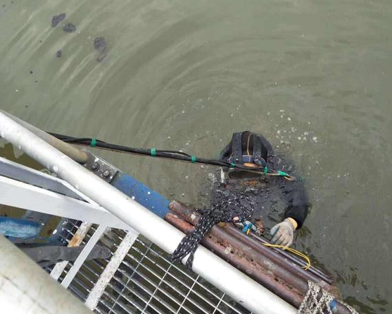 水下维修工程案例