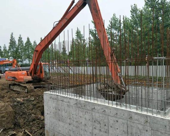 天津沉井施工