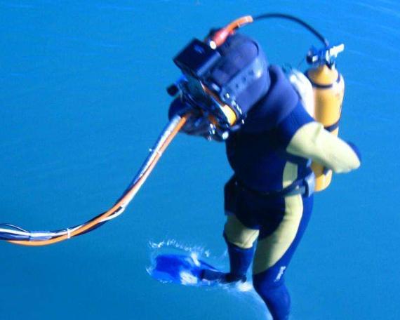 水下打捞施工方案