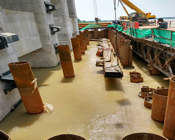 上海水下切割工程施工