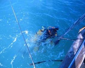 水下打捞方案