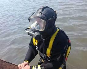 水下堵漏作业