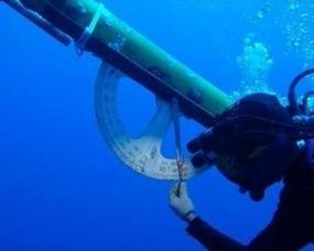 水下检测作业