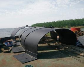 水下安装案例
