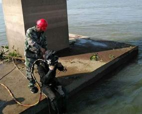 水下堵漏施工案例