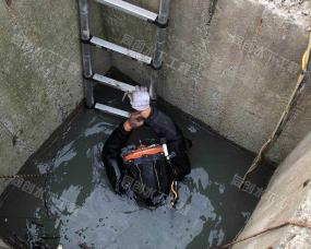 水下打捞施工