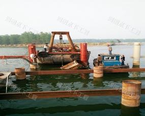 水下安装工程