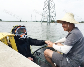 武汉水下作业工程