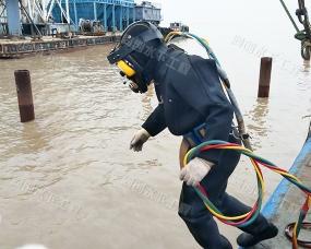 水下钢管切割