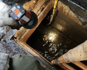 水电厂水下维修