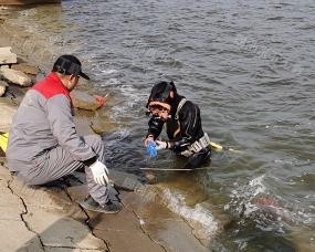 潜水作业工程